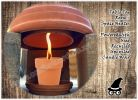 Room Space Heaters Terracotta Pot Candles